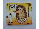 006-Cedulka na dveře-ježek
